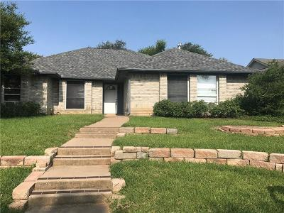 Carrollton Residential Lease For Lease: 4213 Red Spruce Lane