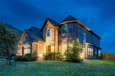 Little Elm Single Family Home For Sale: 808 Brendan Drive