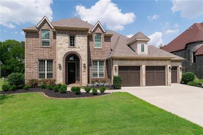 Flower Mound Single Family Home For Sale: 2708 Winding Path Way