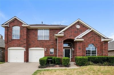 Dallas County Single Family Home For Sale: 813 Lowe Drive
