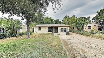 Dallas Single Family Home For Sale: 4015 Wind River Drive