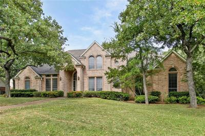 Southlake Single Family Home For Sale: 1004 Chimney Hill Trail