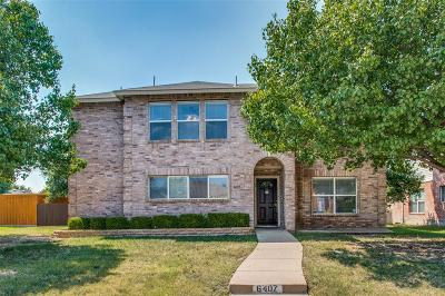Collin County Single Family Home For Sale: 6407 Birkdale Lane