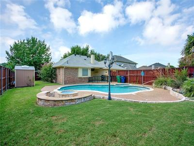 Mckinney Single Family Home For Sale: 3219 Orchid Drive