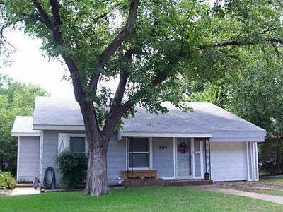 Tarrant County Single Family Home For Sale: 3104 Purington Avenue