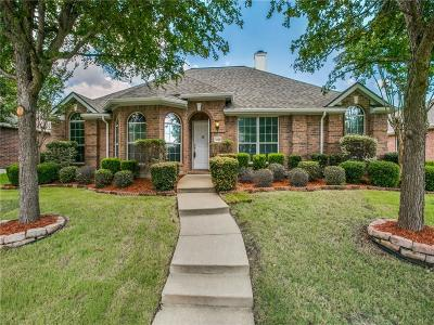 Allen Single Family Home For Sale: 1408 Greenwich Drive