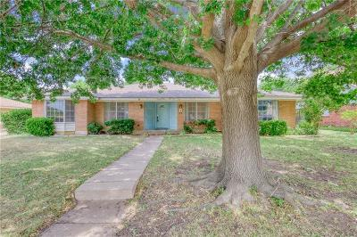 Fort Worth Single Family Home For Sale: 3600 Winifred Drive