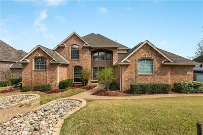 Highland Village Single Family Home For Sale: 640 Timbercrest Circle