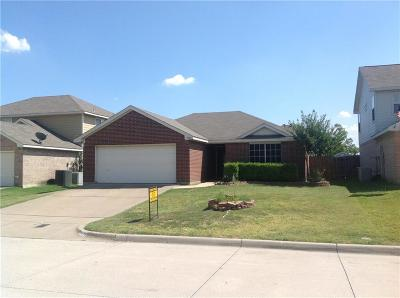 Fort Worth Single Family Home Active Option Contract: 9709 Parkmere Drive