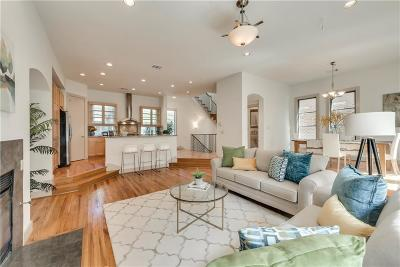 Dallas Townhouse For Sale: 3803 Holland Avenue