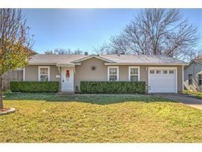 Euless Single Family Home For Sale: 115 Fannin Drive
