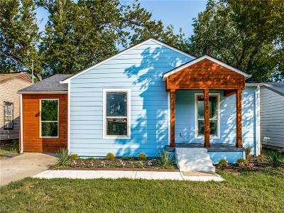 Dallas County Single Family Home For Sale: 2239 Fordham Road