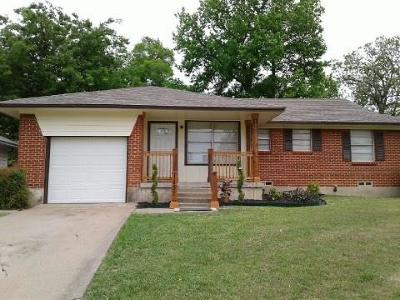 Dallas Single Family Home For Sale: 1131 Waweenoc Avenue