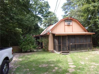 Murchison Single Family Home For Sale: 223 Pine Ridge