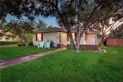 Dallas Single Family Home For Sale: 8543 Glencrest Lane