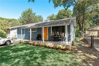 Dallas Single Family Home For Sale: 8735 Wadlington Avenue