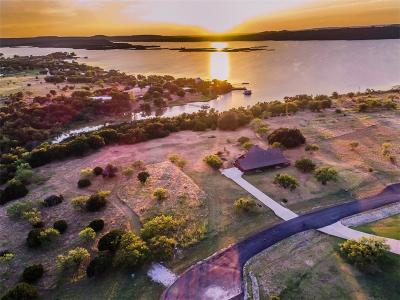 Possum Kingdom Lake Residential Lots & Land For Sale: 1086 S Clear Cove Court