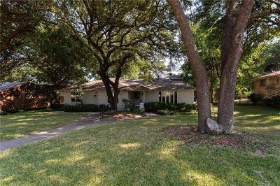 Dallas Single Family Home For Sale: 828 Clear Fork Drive