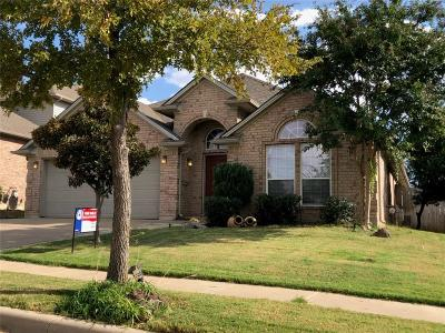 Fort Worth Single Family Home For Sale: 4848 Jodi Drive
