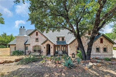 Aledo Single Family Home For Sale: 206 Creek Side Drive