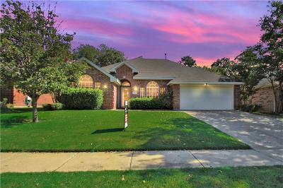 Johnson County Single Family Home For Sale: 537 Oakbrook Drive