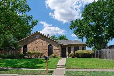Mesquite Single Family Home For Sale: 709 Buttercup Trail