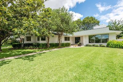 Dallas, Fort Worth Single Family Home For Sale: 6720 Brants Lane
