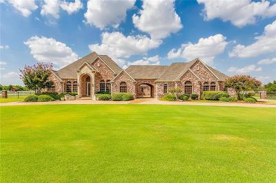 Tarrant County Single Family Home For Sale: 1836 Fairway Bend Drive
