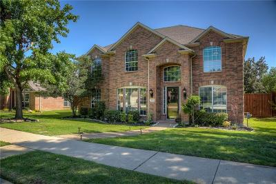Lewisville Single Family Home For Sale: 2809 Vista View Drive