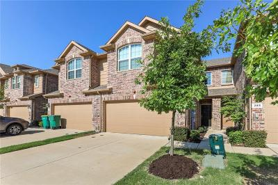 Lewisville Townhouse Active Option Contract: 289 Barrington Lane