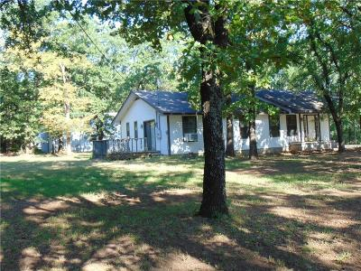 Grayson County Single Family Home For Sale: 485 Stagecoach Trail