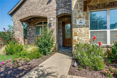 Mansfield Single Family Home For Sale: 201 Cedar Rock Court