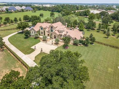 Flower Mound TX Single Family Home For Sale: $5,980,000