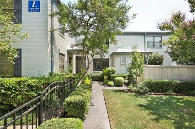 Dallas Condo For Sale: 5036 Lahoma Street #5036