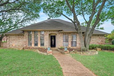 Carrollton Single Family Home For Sale: 1600 Silverleaf Drive