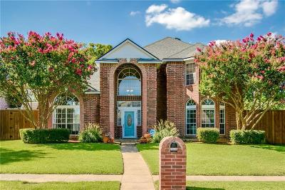 Plano Single Family Home For Sale: 1816 Savage Drive