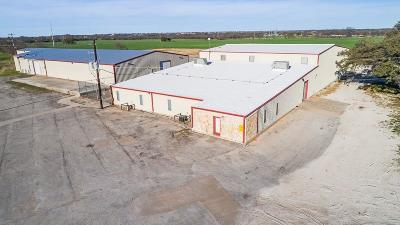 Granbury Commercial For Sale: 1301 Weatherford Highway