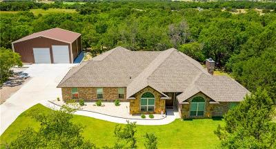 Weatherford Single Family Home For Sale: 117 Woody Williams Court