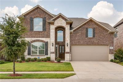 Prosper Single Family Home For Sale: 16529 Stillhouse Hollow Court