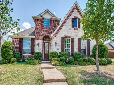 Sachse Single Family Home For Sale: 5610 Burlwood Estates Drive