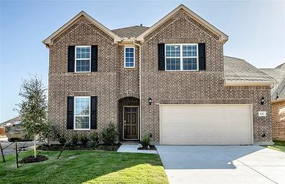 Tarrant County Single Family Home For Sale: 1037 Pinnacle Breeze Drive