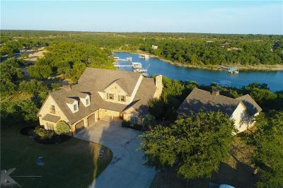 Brownwood Single Family Home For Sale: 2013 Deepwater Road