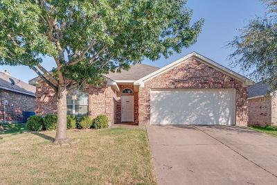 Waxahachie Single Family Home For Sale: 118 Valley View Drive