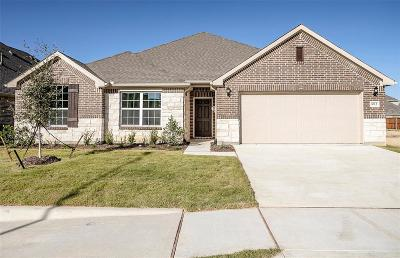 Tarrant County Single Family Home For Sale: 1012 Pinnacle Ridge Road
