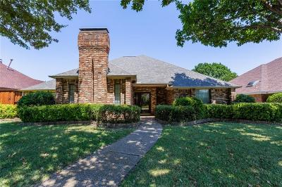 Allen Single Family Home For Sale: 915 Spring Brook Drive