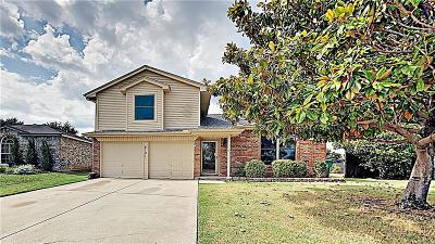 Tarrant County Single Family Home For Sale: 6101 Grayson Court
