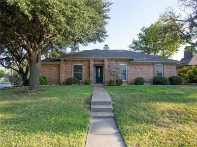 Carrollton Single Family Home For Sale: 1701 Mayflower Drive