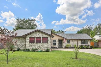 Irving Single Family Home For Sale: 2132 Onetta Drive