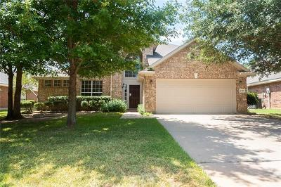 Mansfield Single Family Home For Sale: 2109 Harvest Way