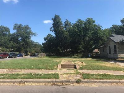 Dallas County Residential Lots & Land For Sale: 3003 Jerome Street